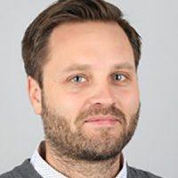 Rasmus Borgstrøm, Managing Director, DHI Gras