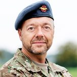 Karsten Marrup, Major, Head of Air Warfare Centre, Royal Danish Defence College