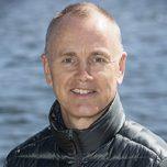 Martin Breum, journalist, author and moderator, moderator.dk