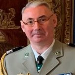 Vincent Samson, Colonel, French Defence Attaché, French Embassy in Copenhagen