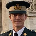 Prince Joachim, Brigadier General, Defence Attaché, Danish Embassy, Paris